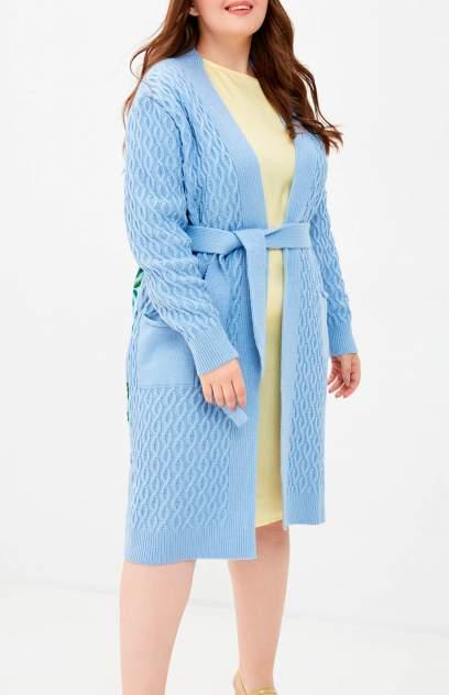 Кардиган женский MILANIKA 1085 голубой 46-48 RU