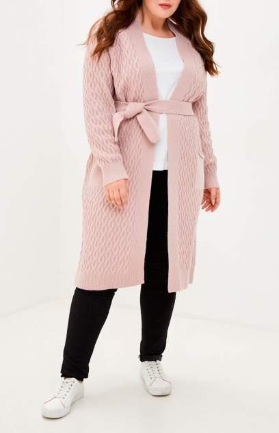 Кардиган женский MILANIKA 1085 розовый 46-48 RU