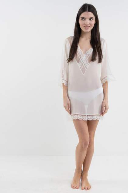 Ночная сорочка женская D'amore 12953 белая 42-44