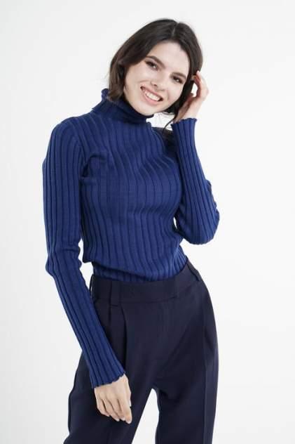 Женская водолазка MIRSTORES 27817242 , синий