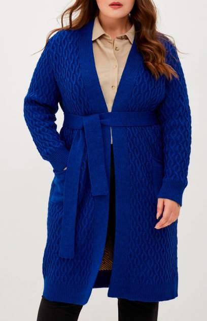 Кардиган женский MILANIKA 1085 синий 54-56 RU