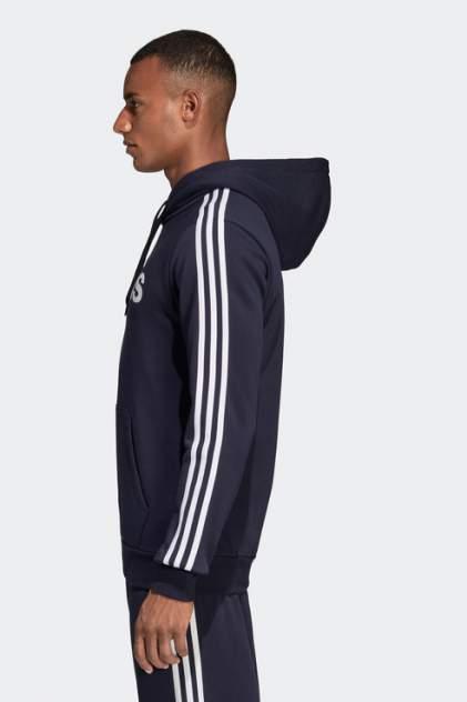 Толстовка мужская Adidas DU0494 синяя 44