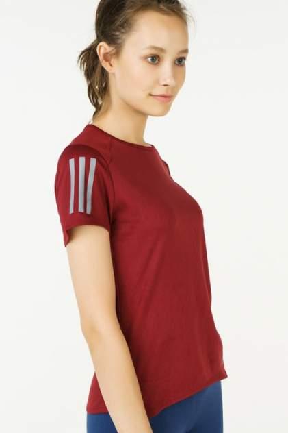 Футболка женская Adidas CZ3705 красная 50