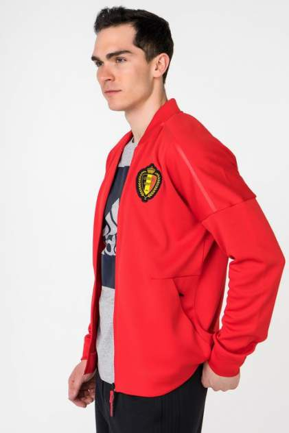 Толстовка мужская Adidas CF8895 красная 52
