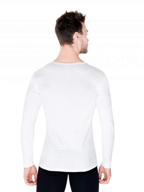 Лонгслив мужской Oztas OZ1006-A белый M