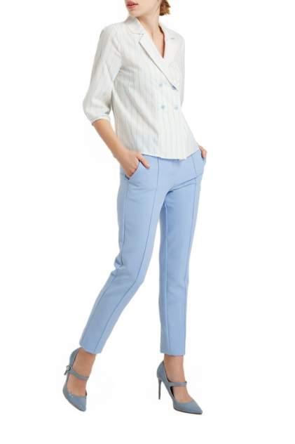 Рубашка женская BGN S19G048 голубая 36-S