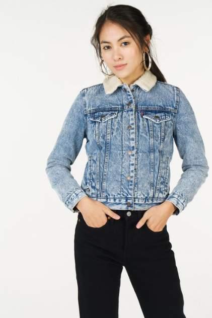 Джинсовая куртка женская Levi's 3613600140 голубая L