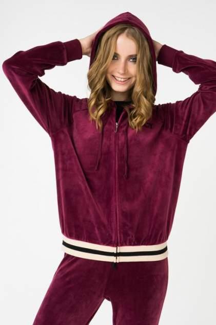 Толстовка женская Juicy Couture WTKJ163705/938 красная 46