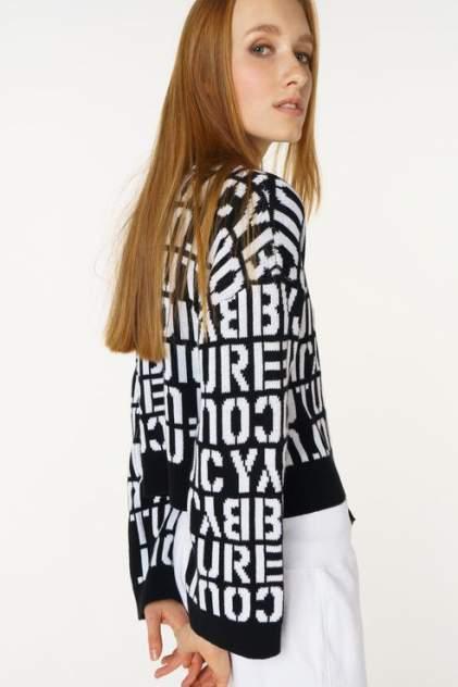 Джемпер женский Juicy Couture JWFST156416/011 черный L