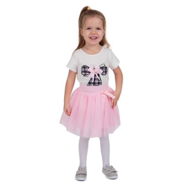 Юбка детская Fun Time, цв.розовый