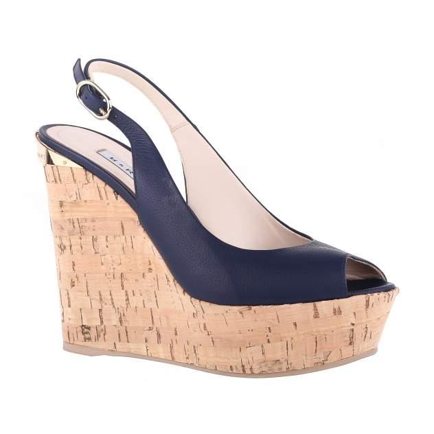 Туфли женские Renzi 521006C, синий