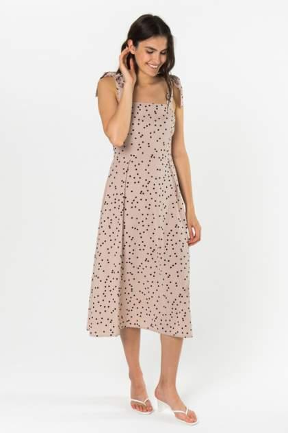 Женское платье ELARDIS El_W10391, бежевый