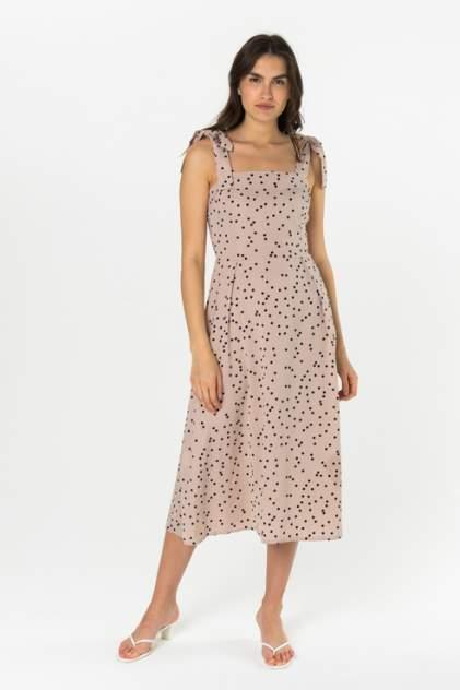 Платье-сарафан женское ELARDIS El_W10391 бежевое L