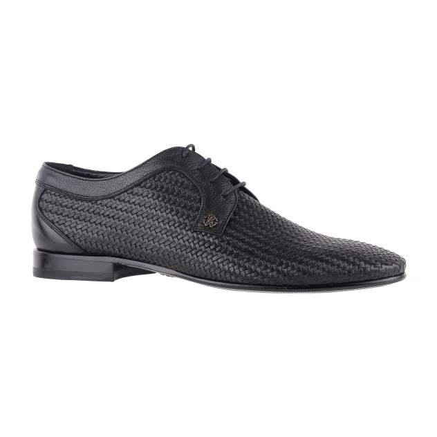 Туфли мужские Roberto Cavalli 5438, черный