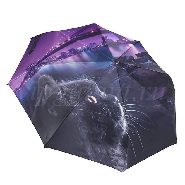 Зонт женский UTEKI U5044P фиолетовый
