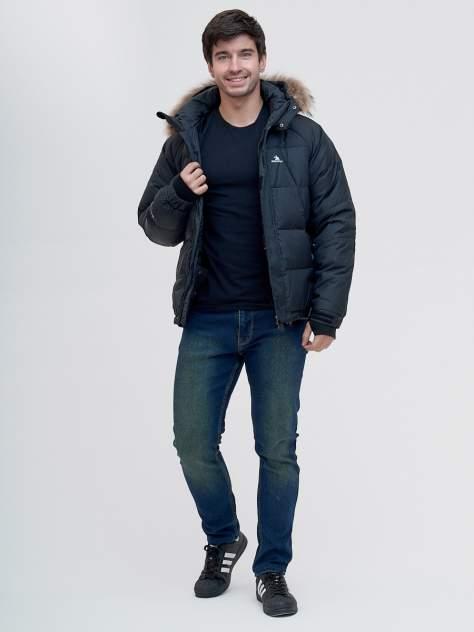 Куртка мужская VALIANLY 2025 черная 48 RU