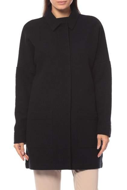 Пальто женское Saint James 9144 синее 38 FR