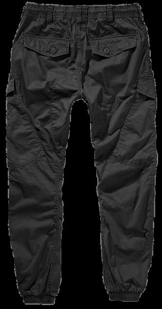 Брюки мужские Brandit Brandit Ray Vintage 1018.2 черные 36/32