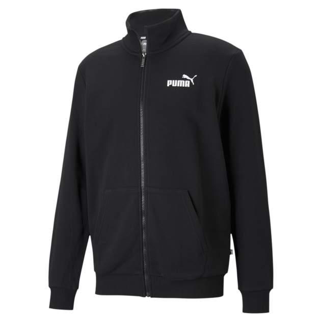 Спортивная ветровка PUMA Ess Track Jacket Tr, черный