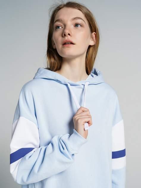 Худи женский ТВОЕ 78727 голубой XL