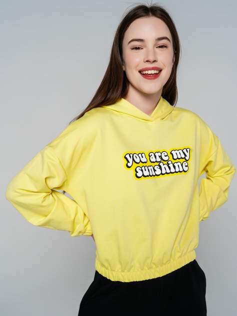 Худи ТВОЕ 80923, желтый
