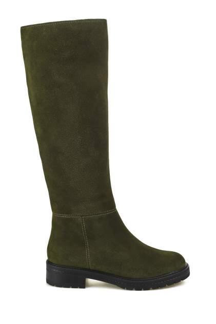 Сапоги женские El Tempo VIC5-23_Z10611ZMH-E01-3 зеленые 38 RU