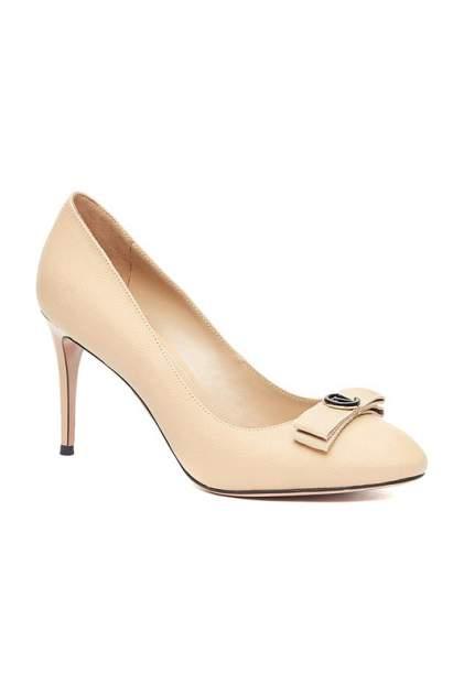 Туфли женские Vitacci 18519 бежевые 37 RU