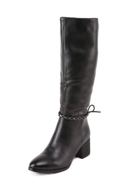 Сапоги женские RIDLSTEP 18235-238-1 черные 38 RU