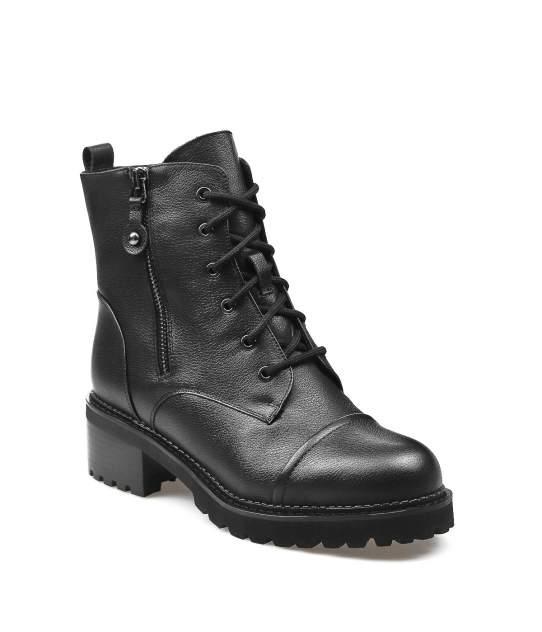 Ботинки женские El Tempo VIC5-4_Z9183MM-CT19 черные 38 RU