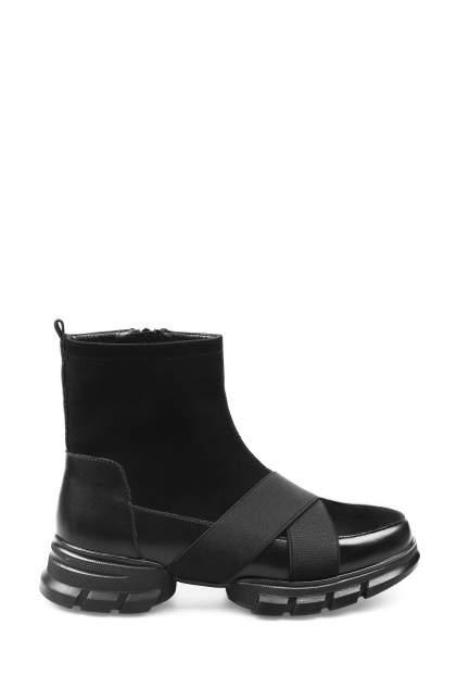 Ботинки женские El Tempo VIC5-6_Z9770-R01-1 черные 39 RU