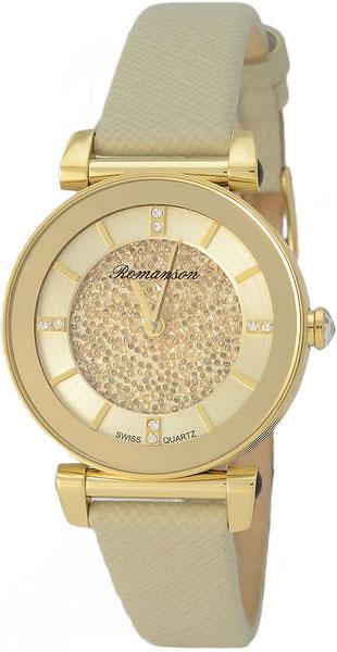 Наручные часы кварцевые женские Romanson RL6A29LLG