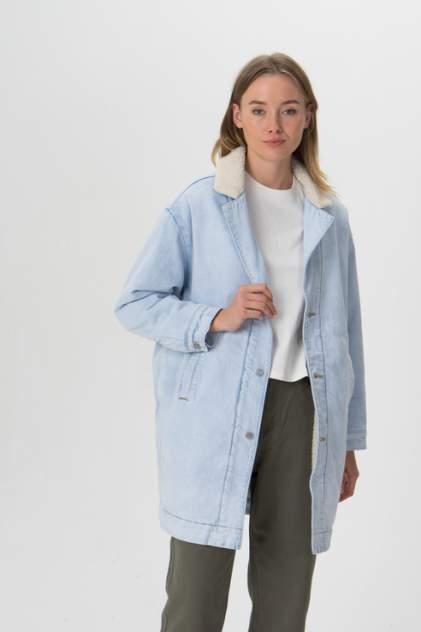 Джинсовая куртка женская Levi's 2477600000 голубая L