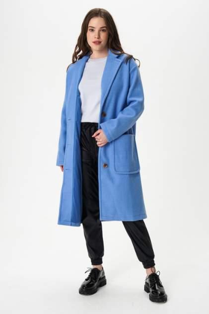 Женское пальто JCL /01022С, голубой