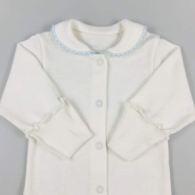 Комплект одежды на выписку для новорожденного Трия голубой, р. 50