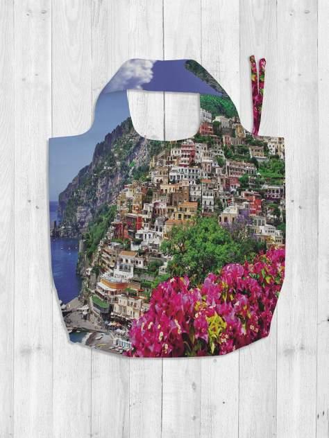 Авоська женская JoyArty Амальфитанское побережье Италии