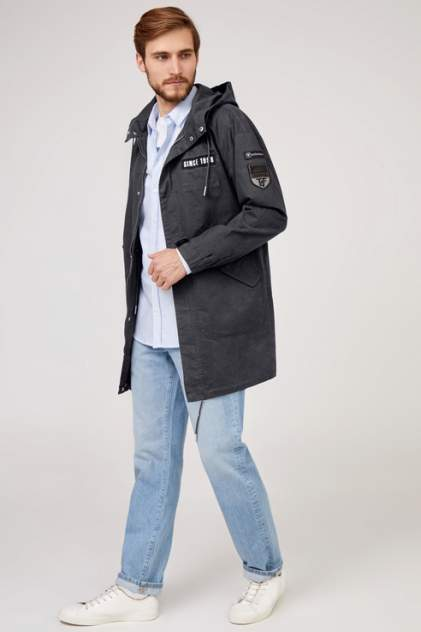 Куртка Tom Farr T4F M9127.55, серый
