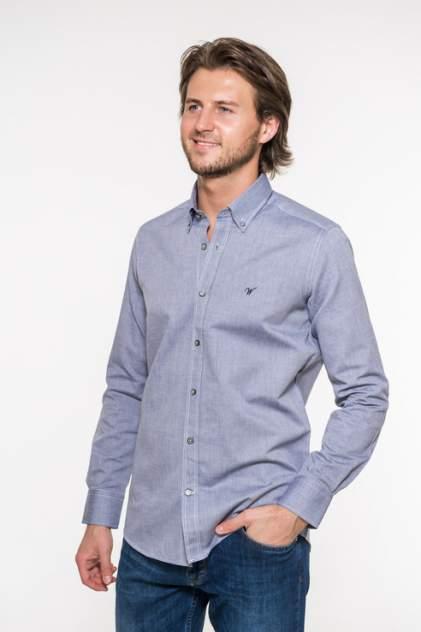 Рубашка мужская Westrenger WS1SM-18-30, серый