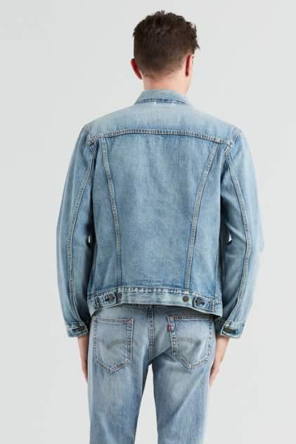 Джинсовая куртка мужская Levi's 7233403510 синяя L