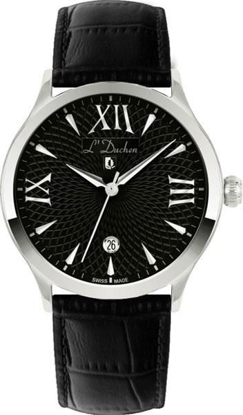 Наручные часы кварцевые мужские L Duchen D131
