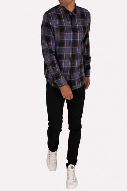 Рубашка мужская Levi's 8574600290 синяя 50