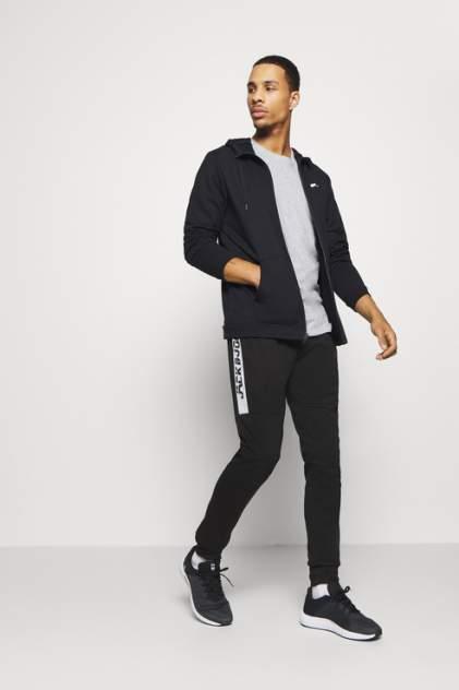 Спортивные брюки мужские Jack & Jones 12176705 черные 50