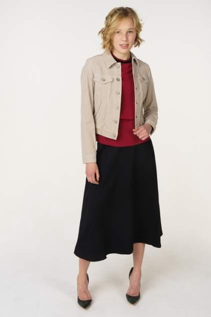 Джинсовая куртка женская Marc O'Polo 016370167/704 серая L