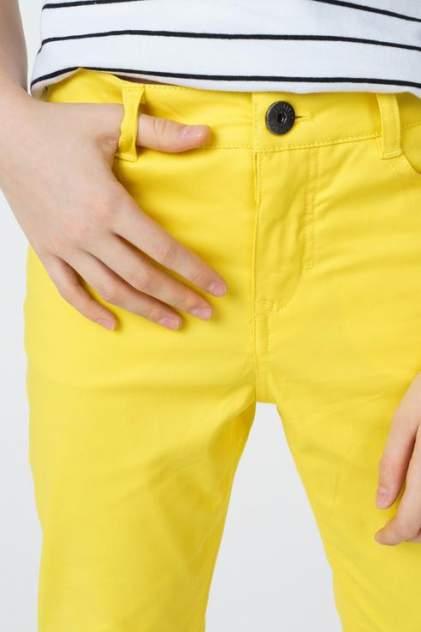 Брюки для девочки Gulliver, цв.желтый, р-р 158