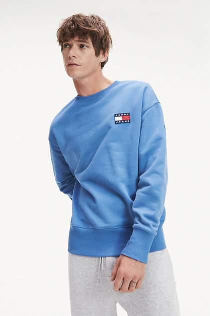 Свитшот мужской Tommy Jeans DM0DM06592 синий 50