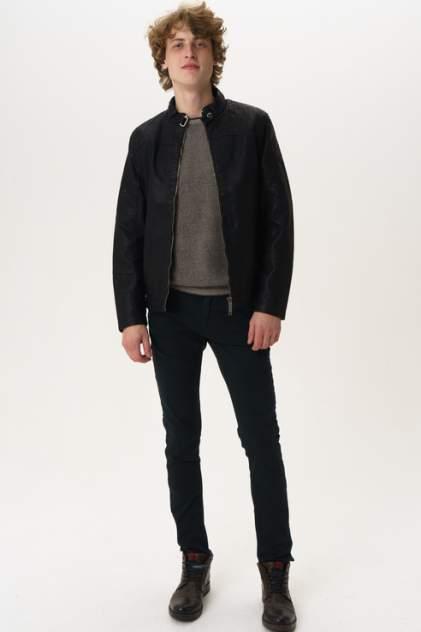 Кожаная куртка мужская Blend 20708662 черная L