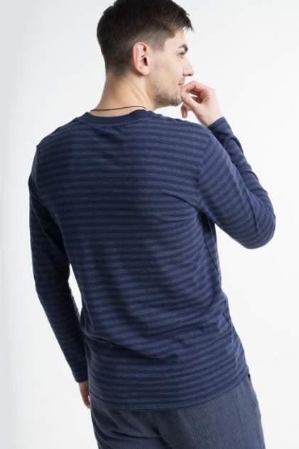 Лонгслив мужской Baon B718001 синий L