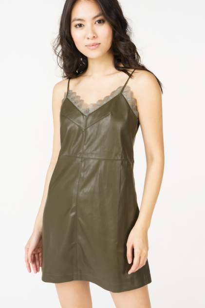 Женское платье T-Skirt SS18-07-0556-FS, зеленый