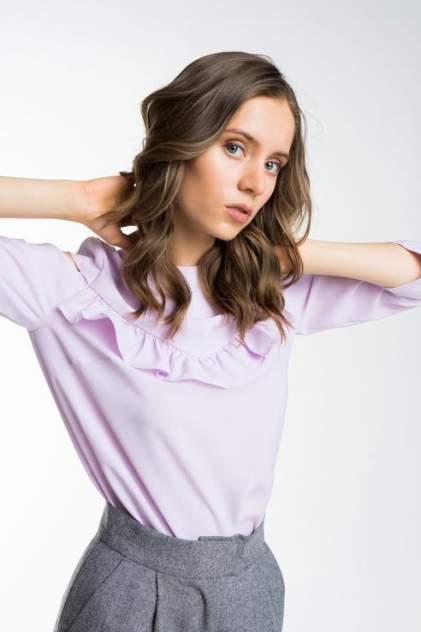 Блуза женская T-Skirt SS18-05-0559-FS фиолетовая M