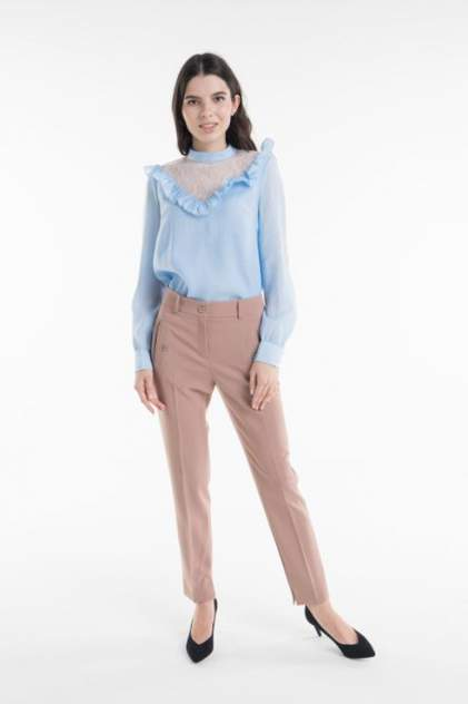 Блуза женская T-Skirt AW18-05-0558-FS голубая M
