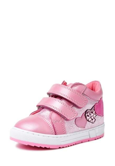 Кеды детские Lovely Puppy, цв.розовый